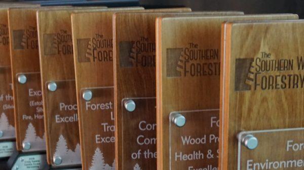 SWC Forestry Awards 2018 Winners