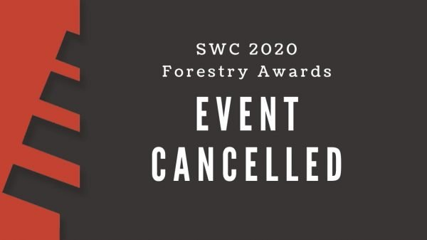 SWC 2020 Forestry Awards: Event has been cancelled