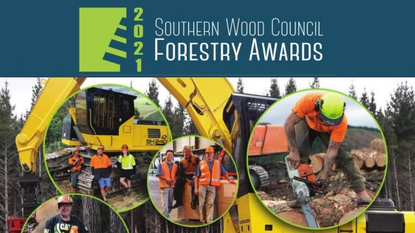 The 2021 Southern Wood Council Forestry Awards