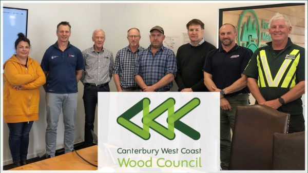 New Canterbury West Coast Wood Council formed